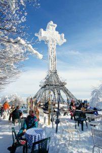 amiata inverno croce
