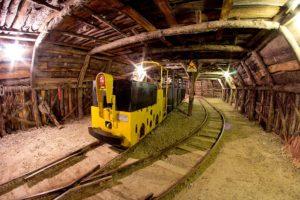 treno minatori