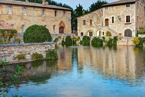 Terme di Bagno Vignoni – Terre-di-Toscana.com
